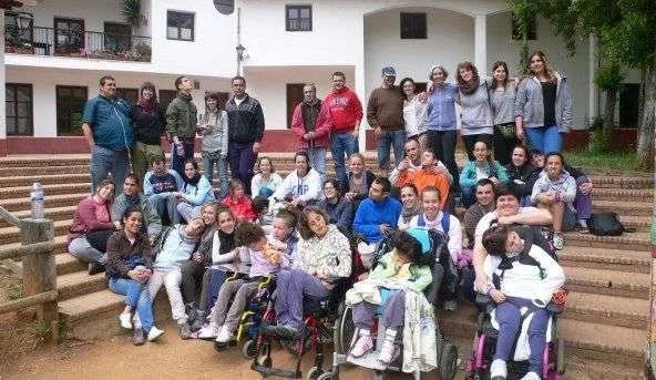 Campamento en El Remolino – 2013