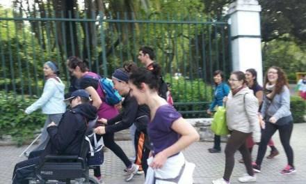 """Nuestros chicos participan en la III Carrera """"Arriba las Manos"""""""