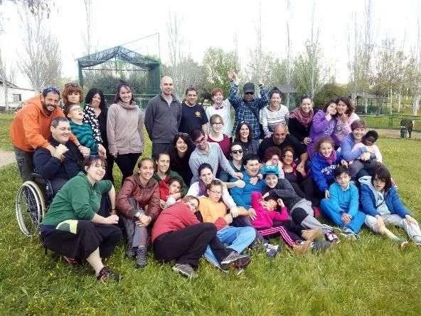 Campamento de fin de semana en Madrid