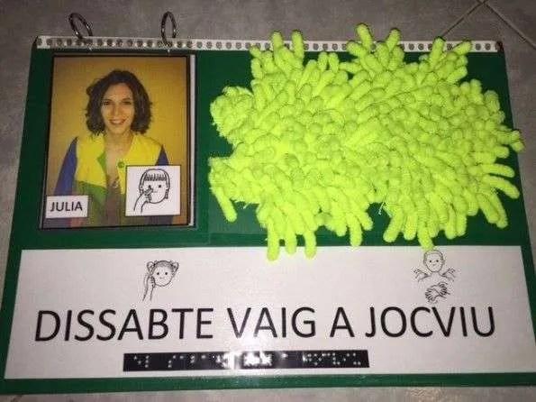 Más actividades multisensoriales en Barcelona