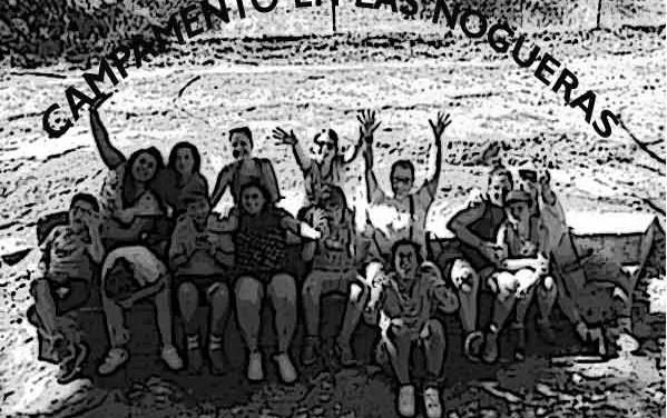 El campamento de verano en imágenes
