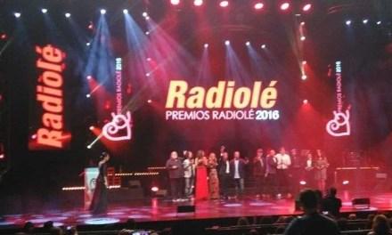 Entrega de los premios Radiolé 2016