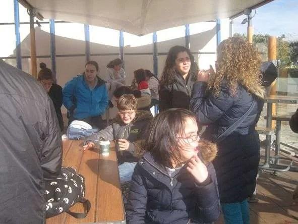Continuamos con las actividades en Madrid