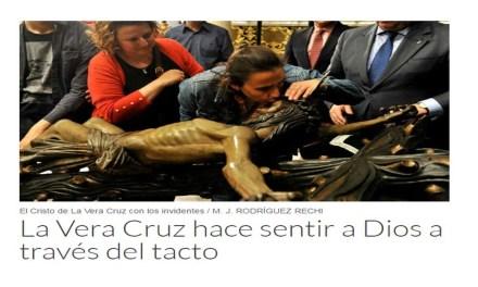 Visita a la Vera Cruz