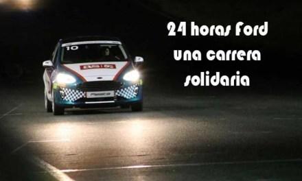 FInalizan las 24 h Ford, una carrera solidaria