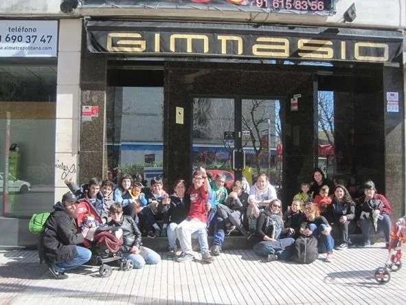 Más diversión en Madrid