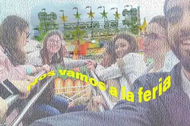 A la Feria de Granada