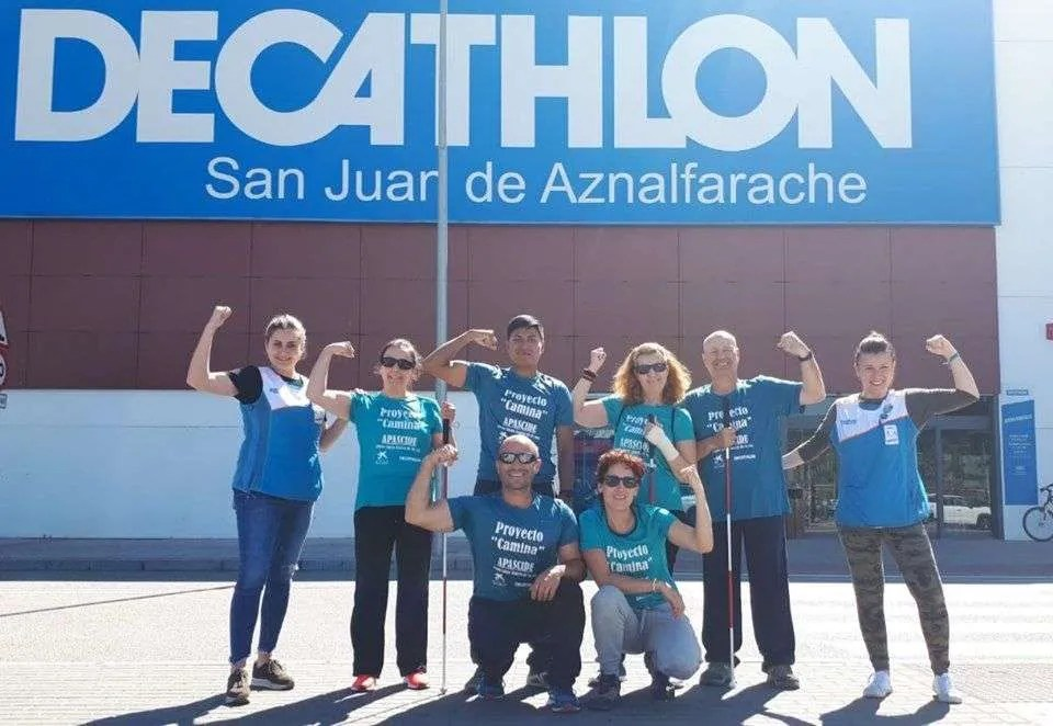 equipación decathlon