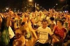 Corremos en la Nocturna del Guadalquivir