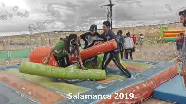 Nuestras actividades en Salamanca