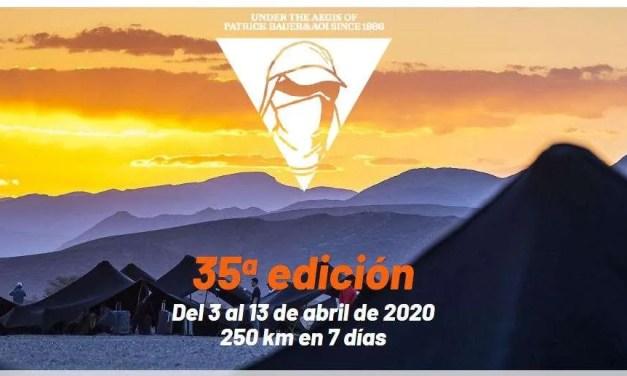 El marathon des sables del Reto Pichón, a solo mes y medio
