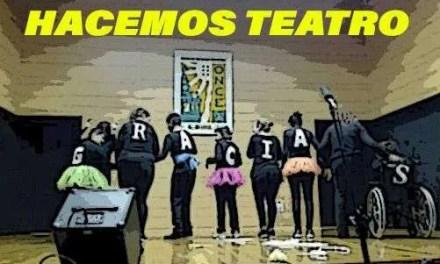 Representación teatral del Centro Santa Ángela