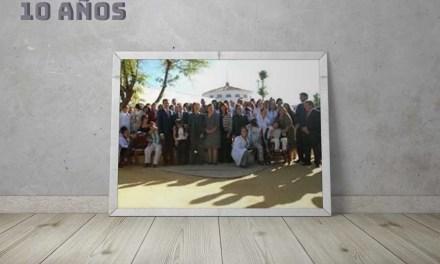 Décimo aniversario de la inauguración del Centro Santa Ángela de la Cruz