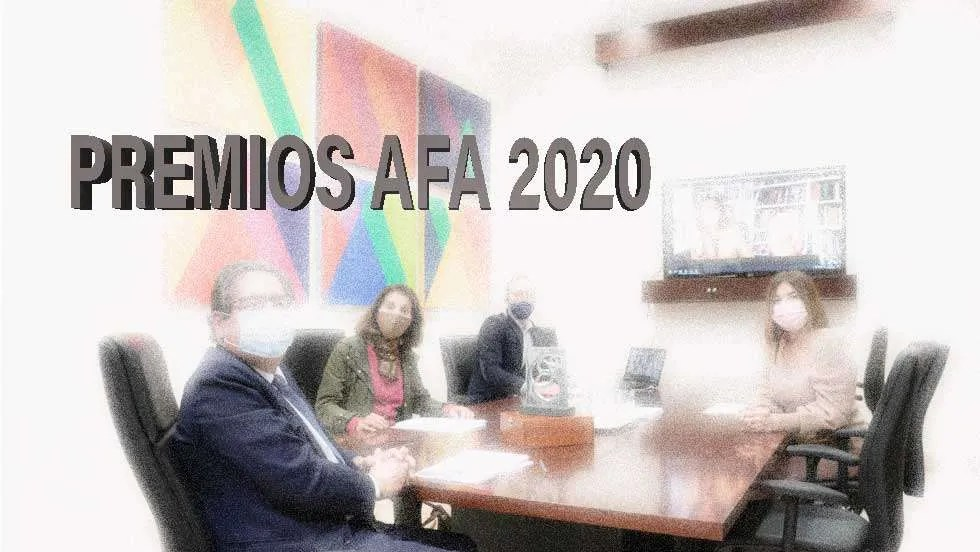 APASCIDE premio AFA 2020