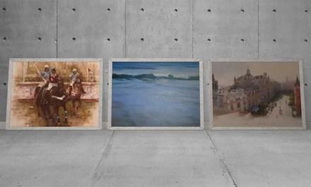 Exposición de pintura a beneficio del Centro