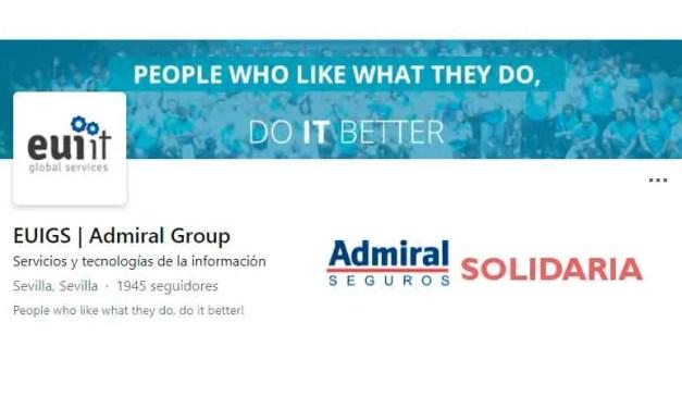 Solidaridad de EUIGS-Admiral Group