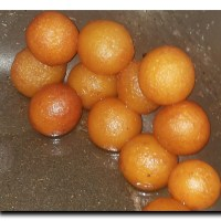 Gulab Jamun Using Milk Powder