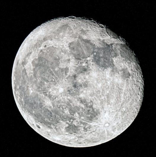 Moon – 7th October 2017