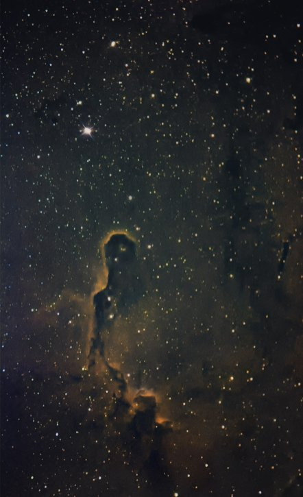 IC1396A – The Elephant's Trunk