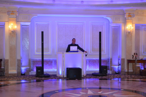 APB Entertainment Wedding DJ - Jericho Terrace