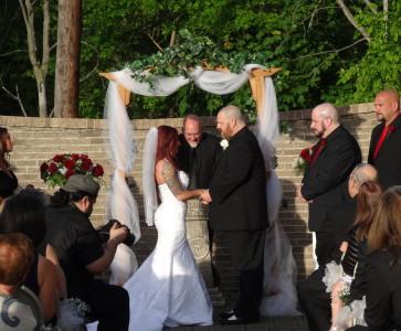 Casi Mia Manor Wedding