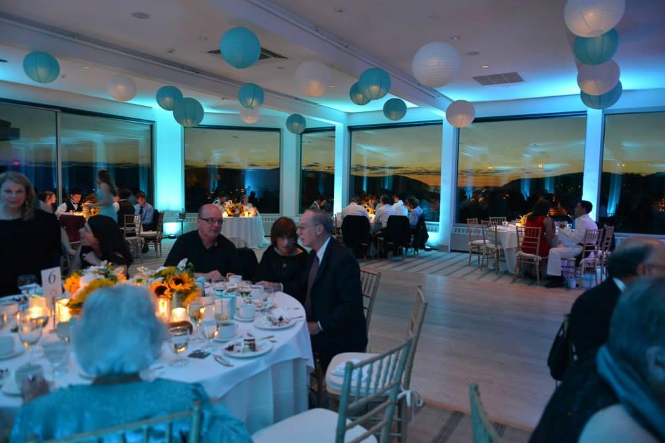 garrison wedding reception