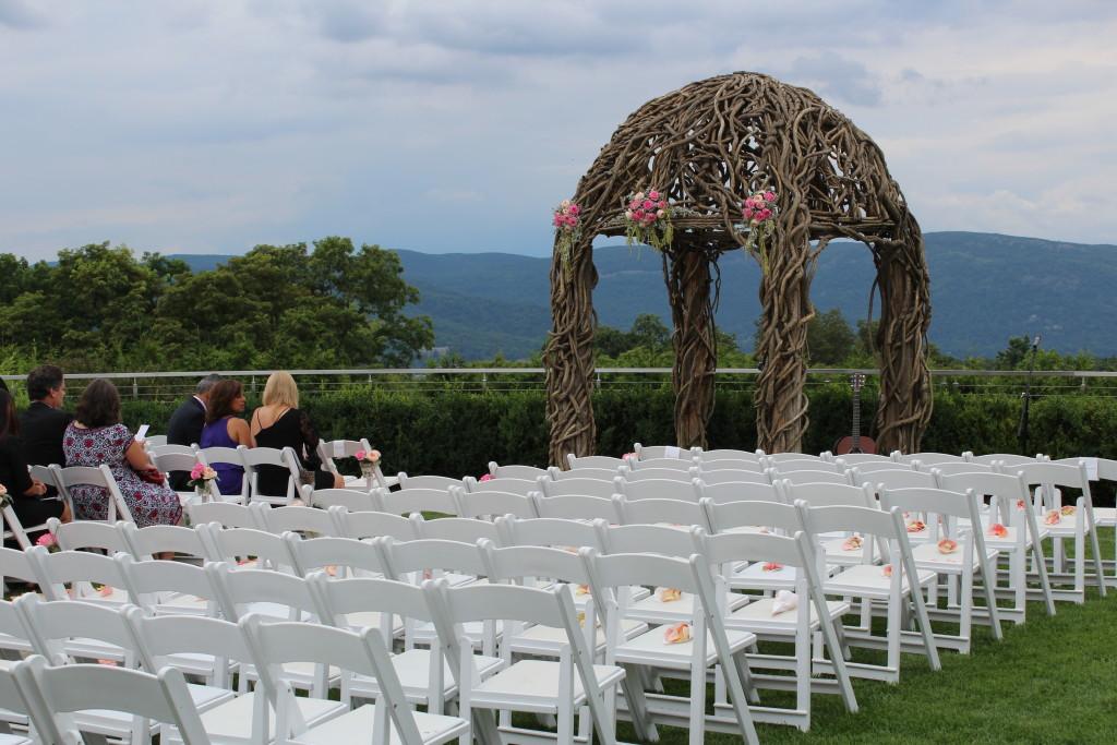 garrison wedding ceremony