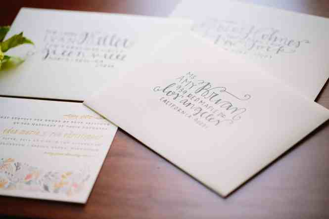 How To Address Wedding Invitations A