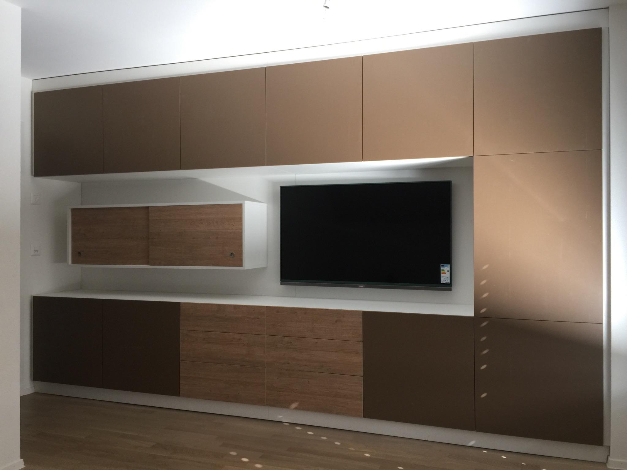 meuble tv avec dressing ap design