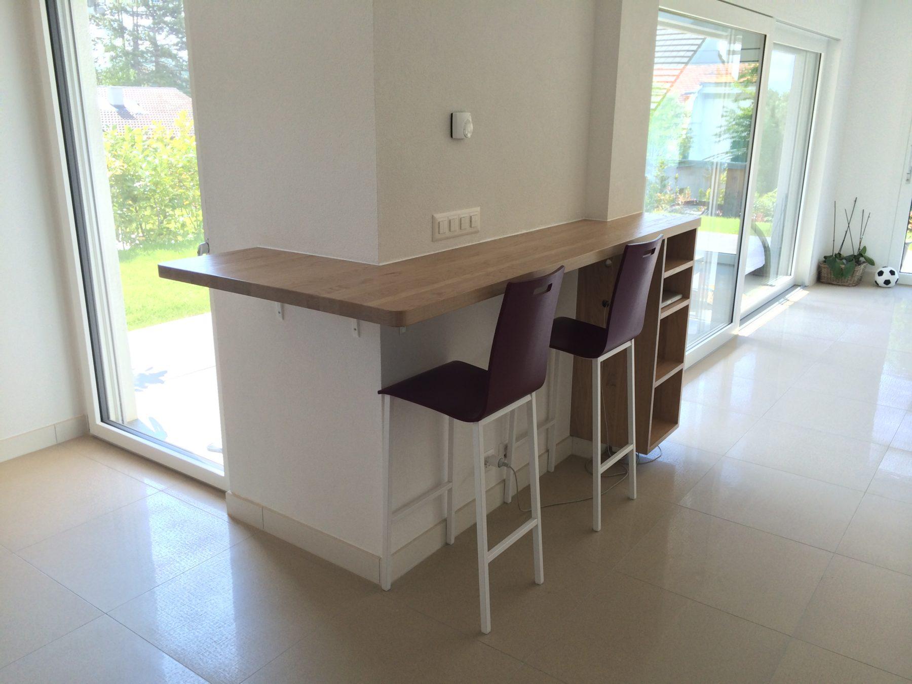 bar d angle avec meuble de rangement