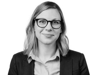 Sydney Siegmeth, director of public relations at TASER International.