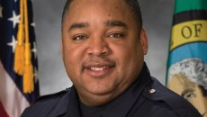 Kevin Stuckey is the president of the Seattle Police Officers' Guild.