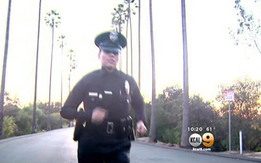 LAPD Officer Kristina Tudor (Photo: CBS)