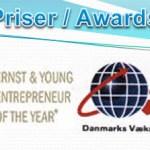 Awards, Entrepreneur of the year