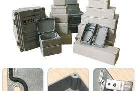 Montagekasser, Rack, Kabinetter