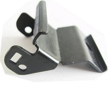 Aluminium Stainless Steel Brass Sheet Metal Stamping Bending Parts