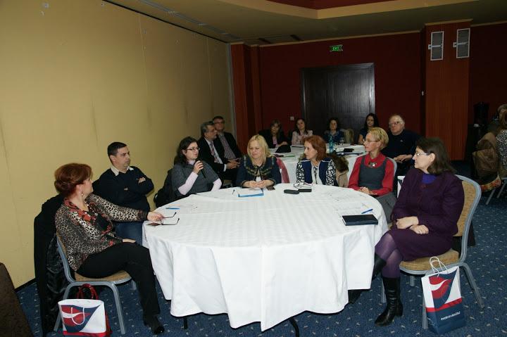 Europe Direct Botoșani la Reuniunea comunicatorilor Regio Nord Est
