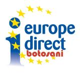 sigla Europe Direct Botosani veche