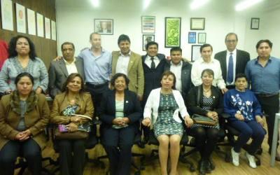 Las Relaciones Internacionales de las Ciudades y Municipios
