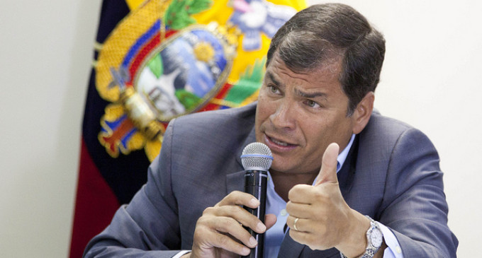 Ecuador puso en práctica la Prevención para los Fenómenos Climáticos