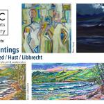 New Paintings: Ron Squared/Hust/Libbrecht | Apr. 14