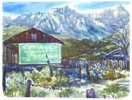 Mt. Whitney Packing Station