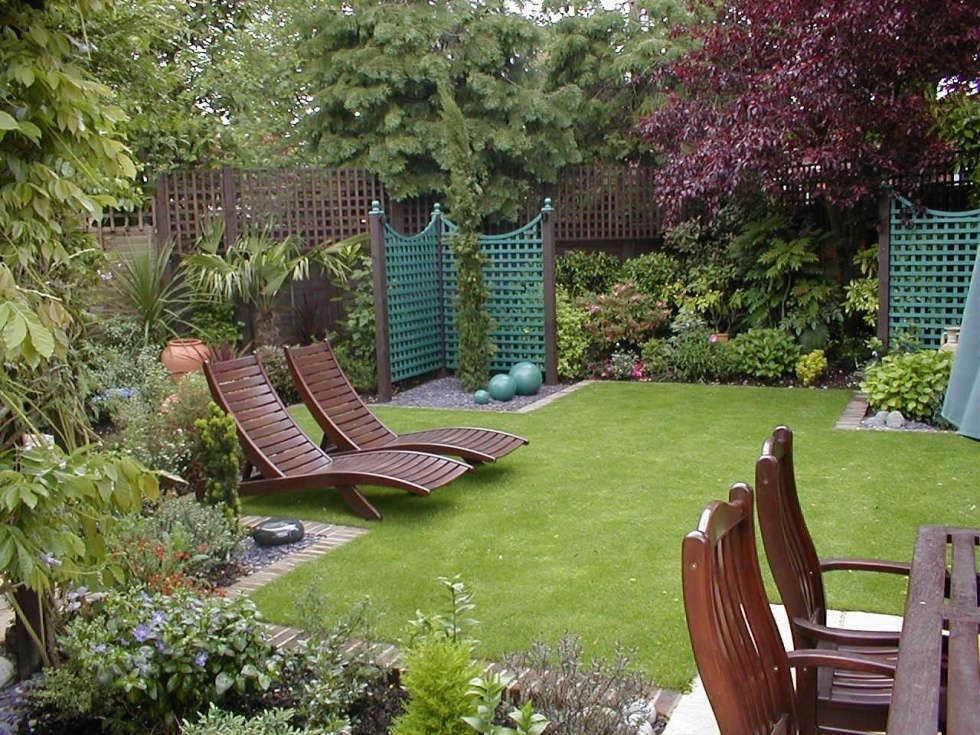 Garden Design Ideas | Apco Garden Design on Backyard Patio Layout id=86185