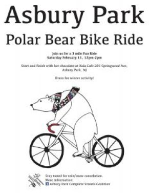 Asbury Park Polar Bear Bike Ride