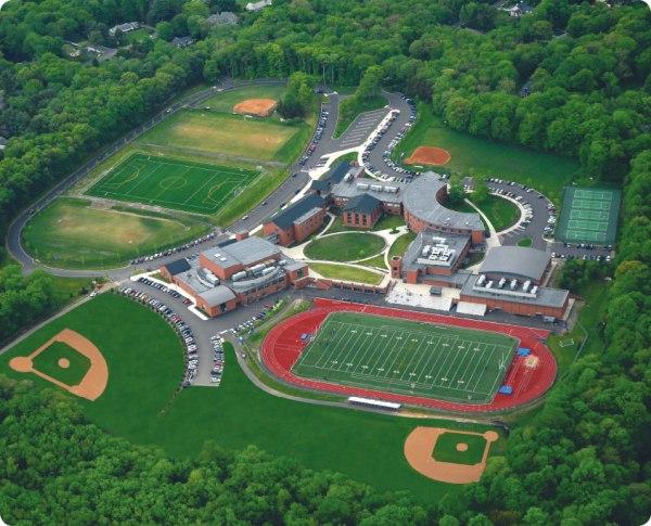 Darien High School – A.P. Construction