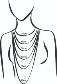 Comment choisir la bonne longueur de collier ? Conseil tailles chaines