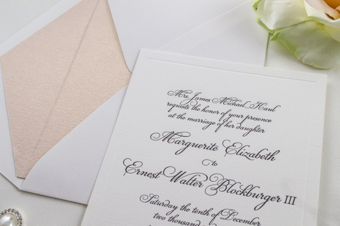 Wedding Invitations Classic – Wedding Invitations Gold Coast