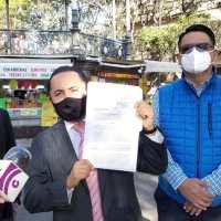 Denuncian penalmente al presidente del TSJ de Morelos