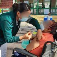IMSS Morelos inició aplicación de vacuna contra COVID en Puente de Ixtla