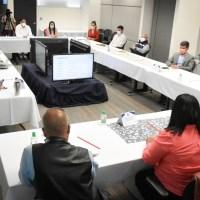 Realizan tercera reunión de la Mesa de Coordinación Estatal para la Construcción de la Paz